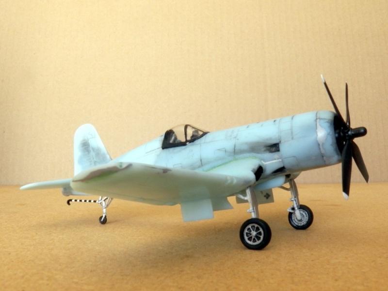 Vought F4U-7 Corsair, 1/72, HPM F4u-7_20
