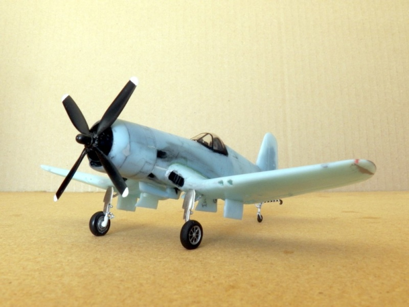 Vought F4U-7 Corsair, 1/72, HPM F4u-7_21