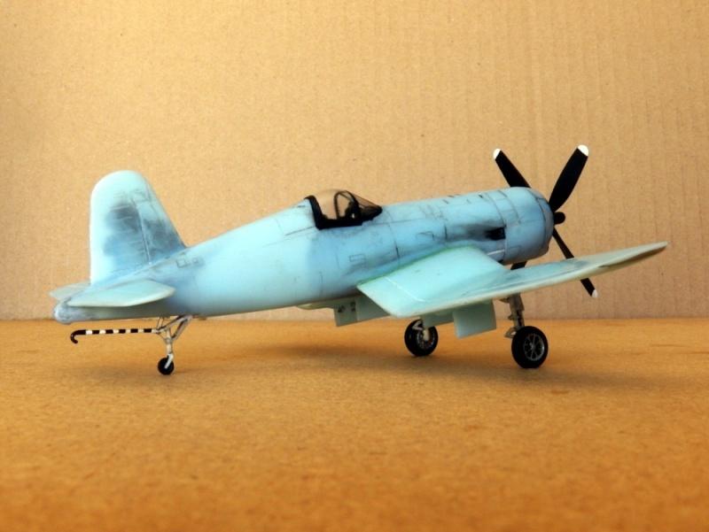 Vought F4U-7 Corsair, 1/72, HPM F4u-7_23