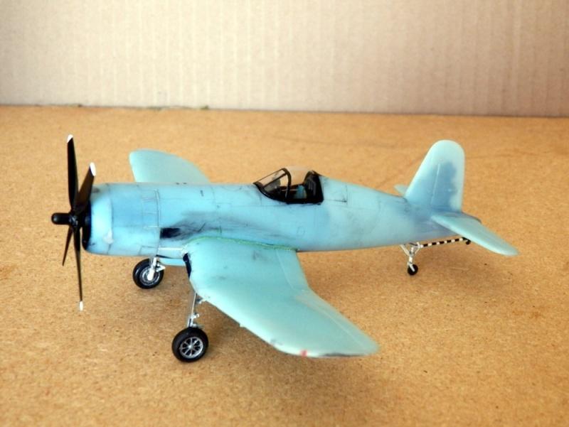 Vought F4U-7 Corsair, 1/72, HPM F4u-7_24