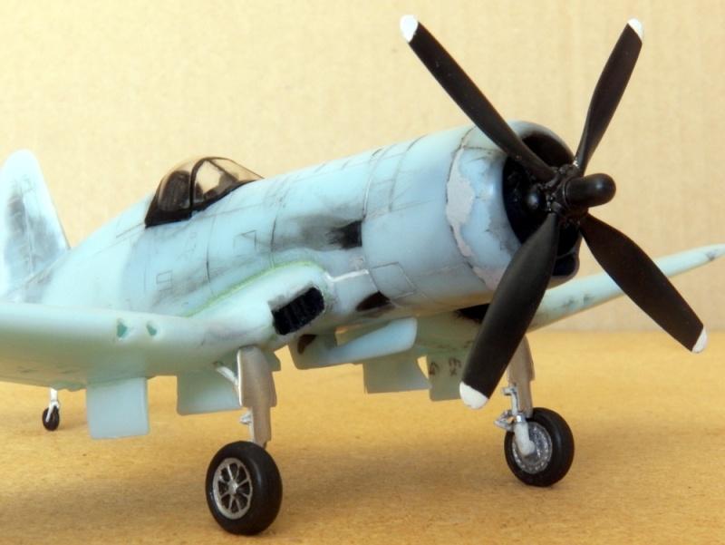Vought F4U-7 Corsair, 1/72, HPM F4u-7_25