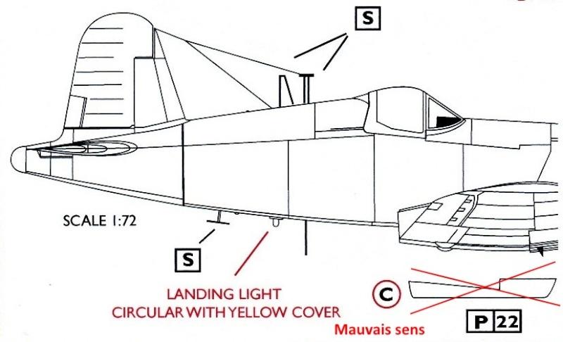 Vought F4U-7 Corsair, 1/72, HPM F4u-7_26