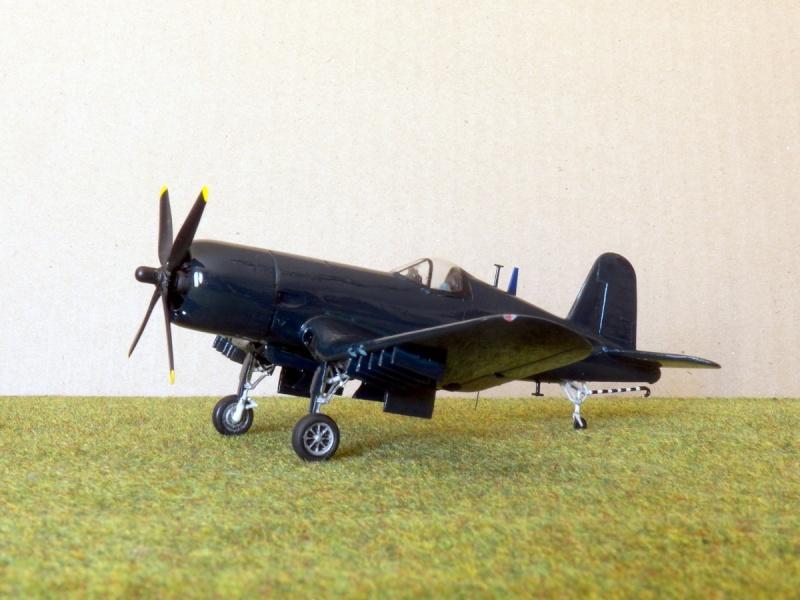 Vought F4U-7 Corsair, 1/72, HPM F4u-7_29