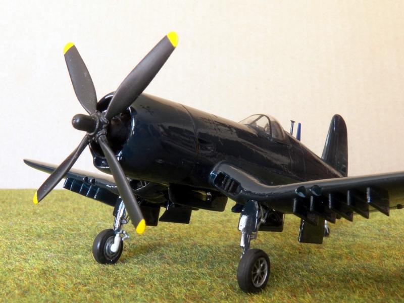 Vought F4U-7 Corsair, 1/72, HPM F4u-7_30