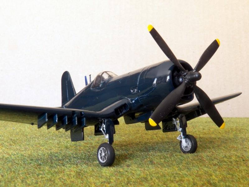 Vought F4U-7 Corsair, 1/72, HPM F4u-7_31