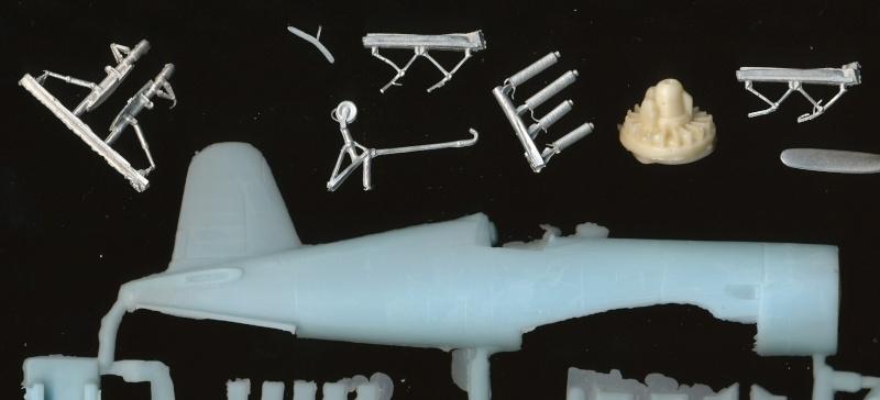 Vought F4U-7 Corsair, 1/72, HPM Vought17