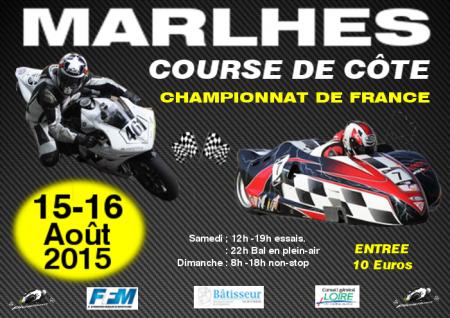 Course de côte de Marlhes - Page 2 Affich10
