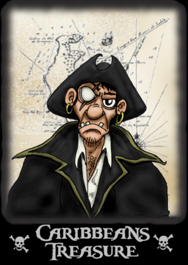 """[Illustration] """"Pirates et Corsaires"""" (14.12) Pirate10"""