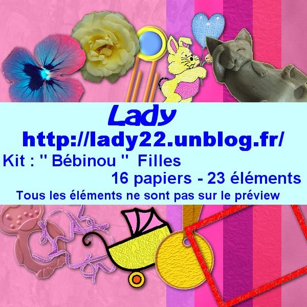"""Mon nouveau kit : """"Bébinou"""" Previe20"""