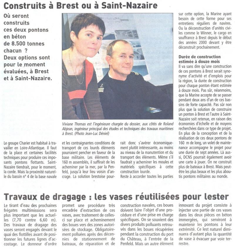 brest - [Les ports militaires de métropole] Port de Brest - TOME 1 - Page 5 Bn_0210