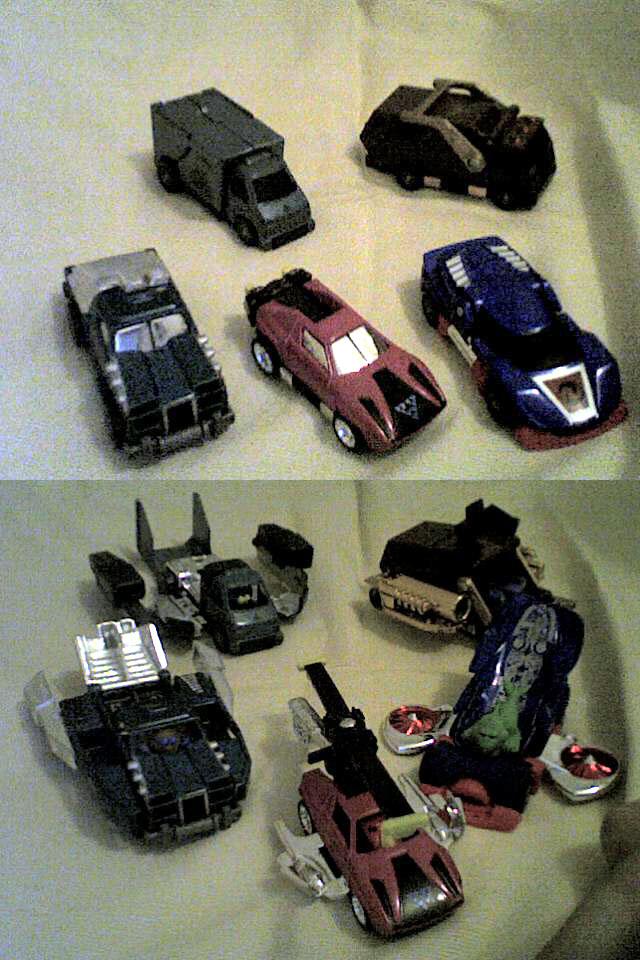 [IDENTIF] Petites voitures transformables (MAISTO) Maisto10