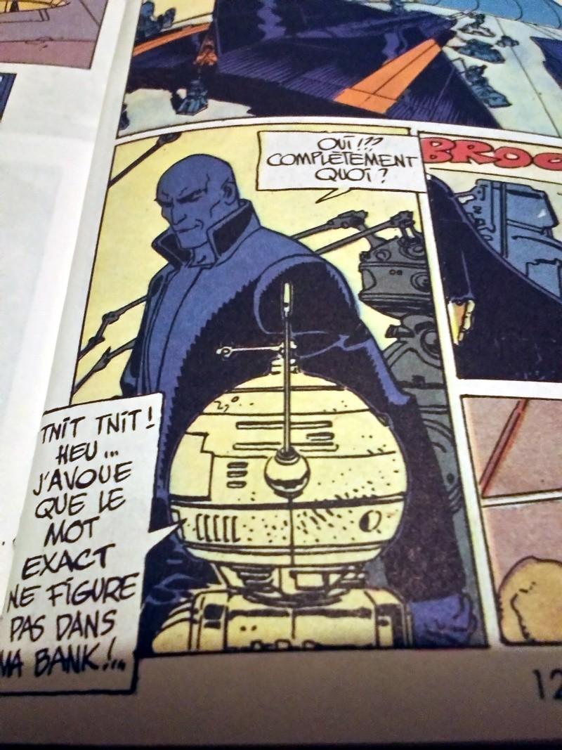 SAN KU KAI, c'est la bataille... Message from space - POPY - Page 2 P_201513