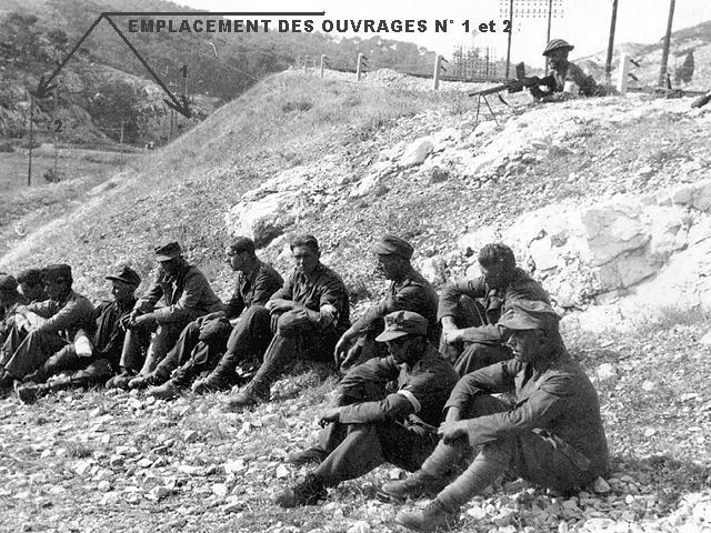 Bunkers sur Septèmes les vallons (13) 7810-010