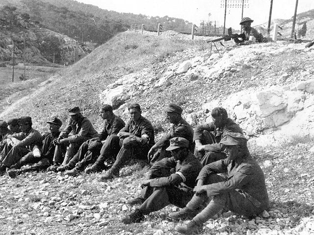 Bunkers sur Septèmes les vallons (13) 781010