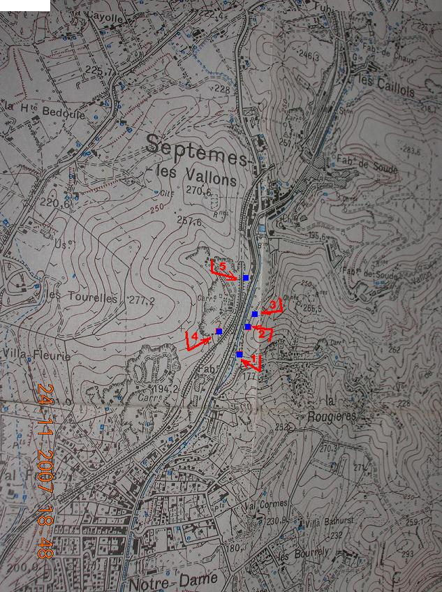 Bunkers sur Septèmes les vallons (13) Dscn4610