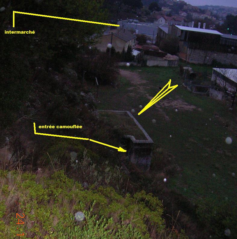 Bunkers sur Septèmes les vallons (13) Dscn4611