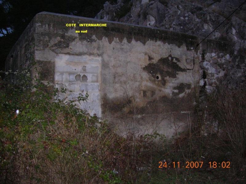 Bunkers sur Septèmes les vallons (13) Dscn4613