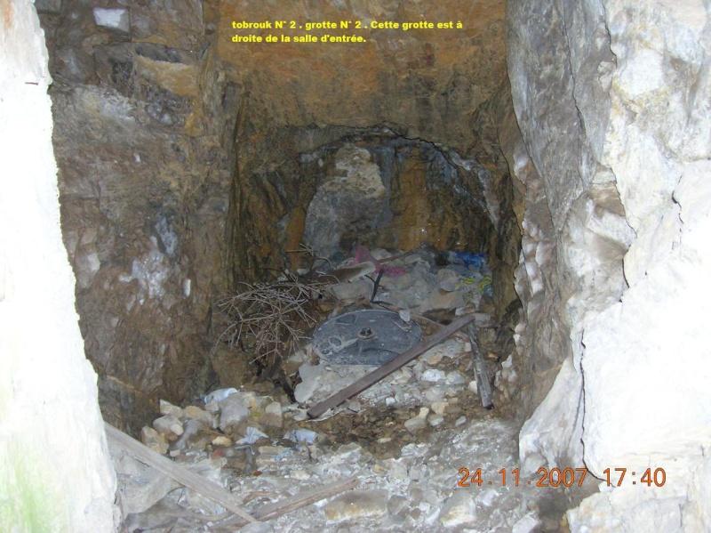 Bunkers sur Septèmes les vallons (13) Dscn4625