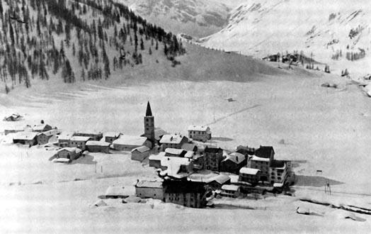 [Val d'Isère]Photos d'archives de la station et des environs Sans_t10