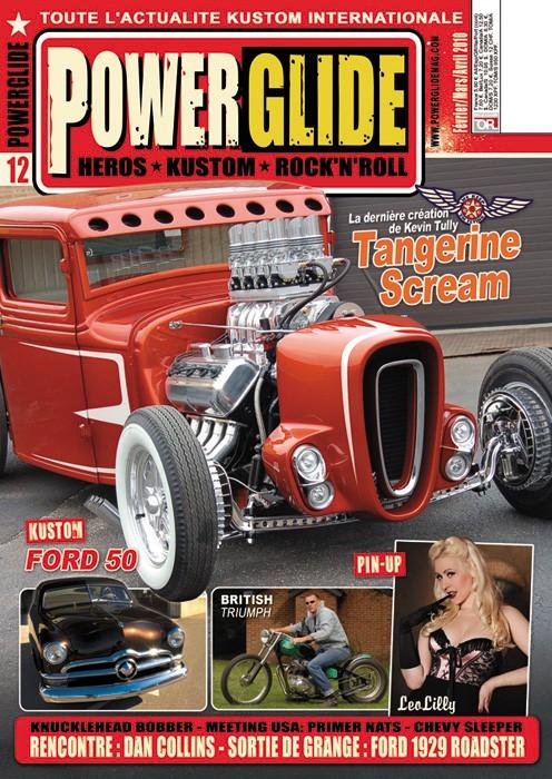 Powerglide magazine n°12 42061010
