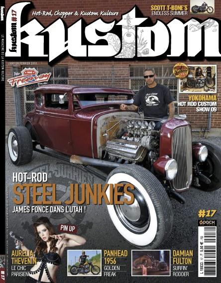 kustom magazine n°17 K17-0010