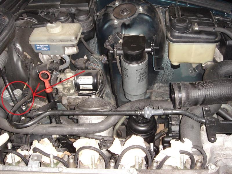 [ e 36 318i an 1993] Problème de chauffage a l'interieur Dsc00310
