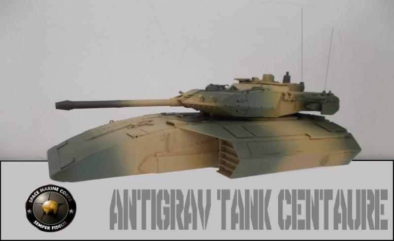 ANTIGRAV TANK CENTAURE MK II. Dscn1915