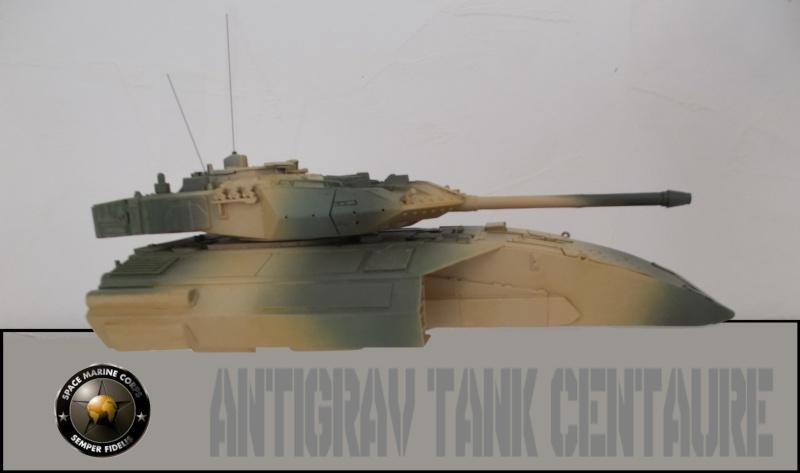 ANTIGRAV TANK CENTAURE MK II. Dscn1917