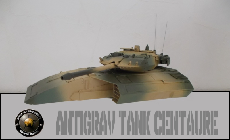 ANTIGRAV TANK CENTAURE MK II. Dscn1918