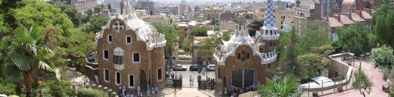 Barcelone la belle, Catalogne, Espagne!!! Parkgu10