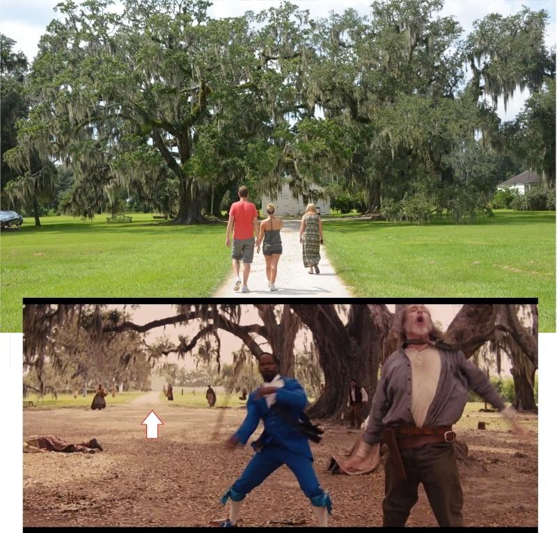 """7 États du Sud des USA - 5000 Km - 25 jours : """"De Miami à New Orleans via Atlanta"""" - Page 13 Chemin10"""