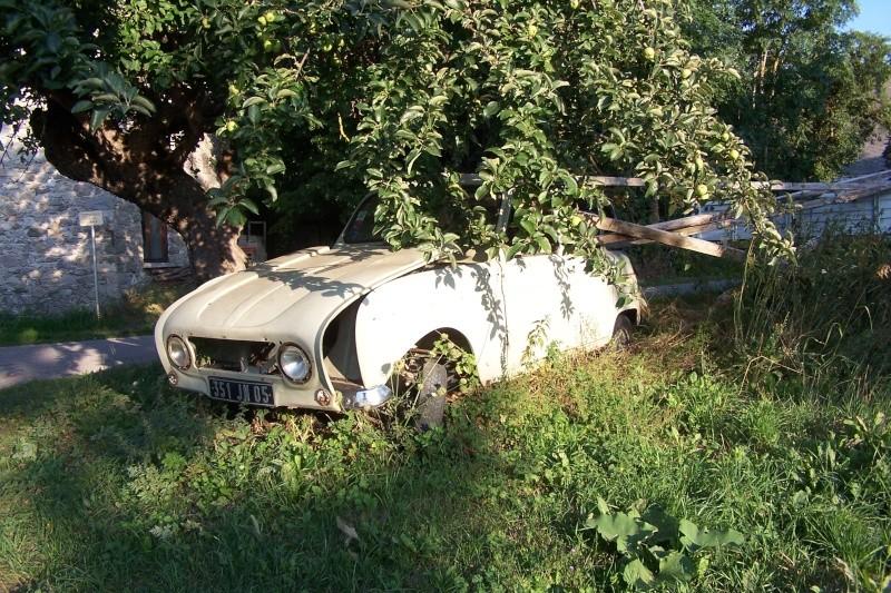 Les voitures abandonnées/oubliées (trouvailles personnelles) - Page 5 01811