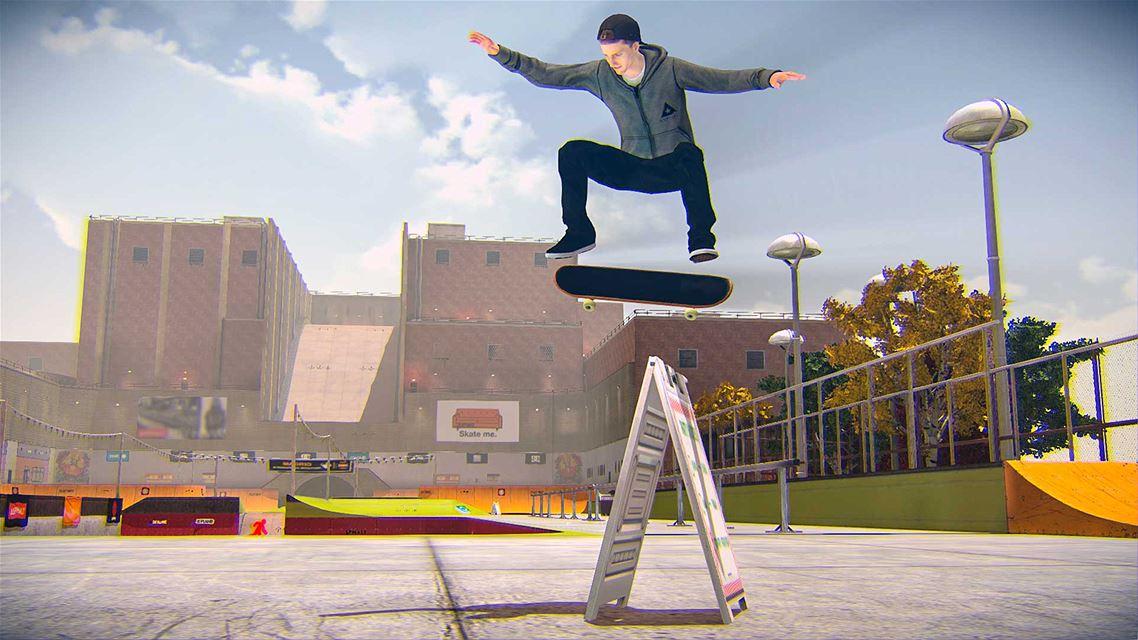 Tony Hawk Pro Skater 5 110
