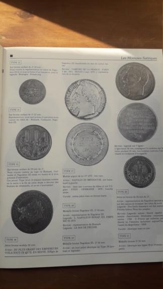 Monnaie satirique Napoléon III 20190428