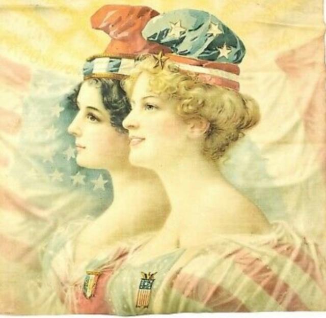 Insigne Franco-Américain en argent - Exposition Française 20200435