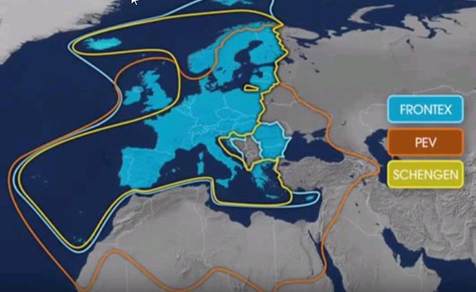 L'emballement des migrations à destination de l'Europe Pev10