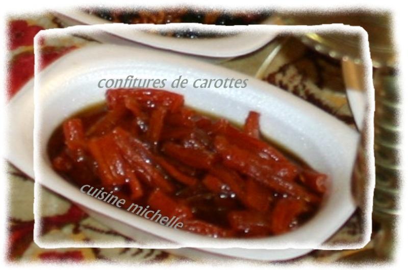 confitures de carottes Confit10
