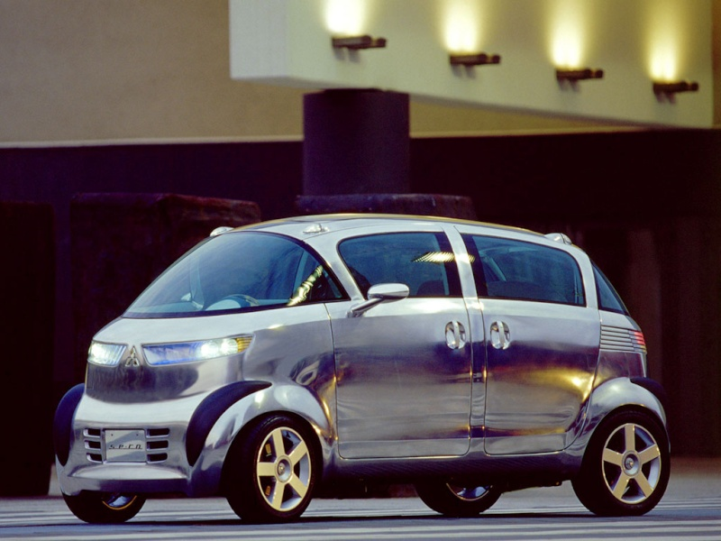 Mitsubishi concept... 2003_m10