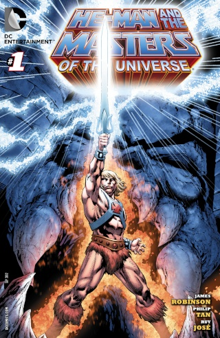 He-man and the masters of the universe DC comics He-man11