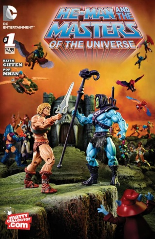 He-man and the masters of the universe DC comics He-man12