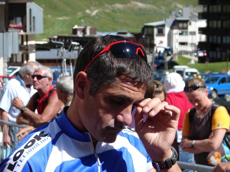 [Tignes]Tignes étape du Tour de France Dsc00810