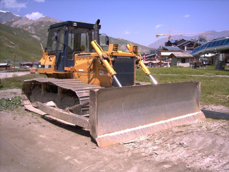 [Tignes]Travaux réalisés à Tignes durant l'été 2005 Pict2716