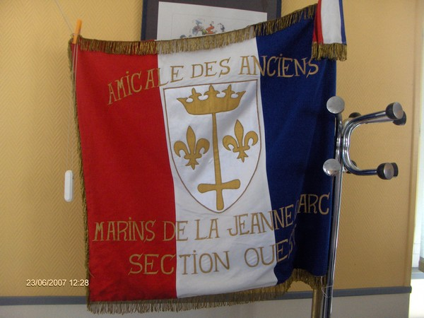 [ Associations anciens Marins ] Association des anciens de la Jeanne d'Arc section Ouest Ancien10