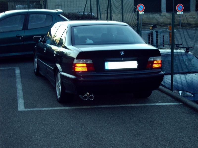 [BMW 318 i E36] Echappement double sortie pour pare-choc M - Page 3 Pot-610