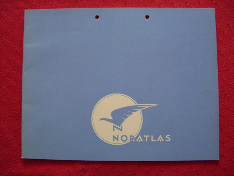 BIBLIO NORATLAS N2501 . Dsc08110