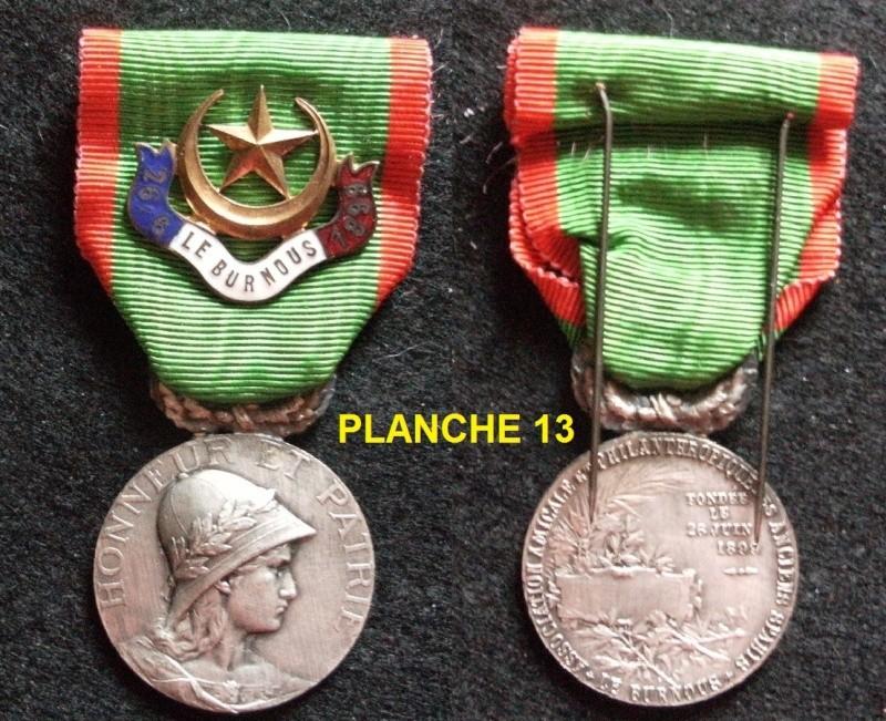 Planche 13 (Médaille Le Burnous) Fimven25