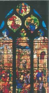 Los vitrales:4.EL RENACIMIENTO(siglos XV y XVI): Foto7b10