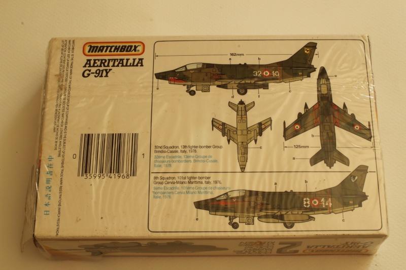 Aeritalia (FIAT) G-91 Y Matchbox Img_6062