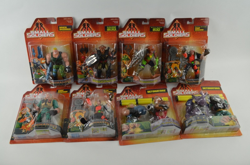 SMALL SOLDIERS  (Hasbro)  1998 16962a10