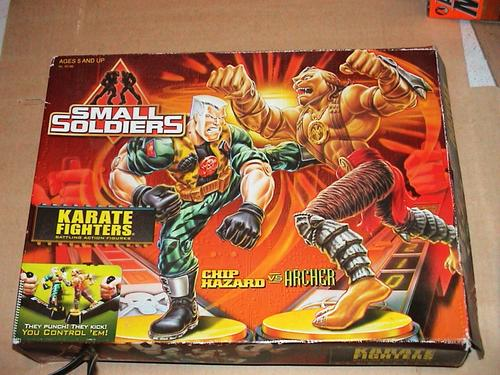 SMALL SOLDIERS  (Hasbro)  1998 79330510